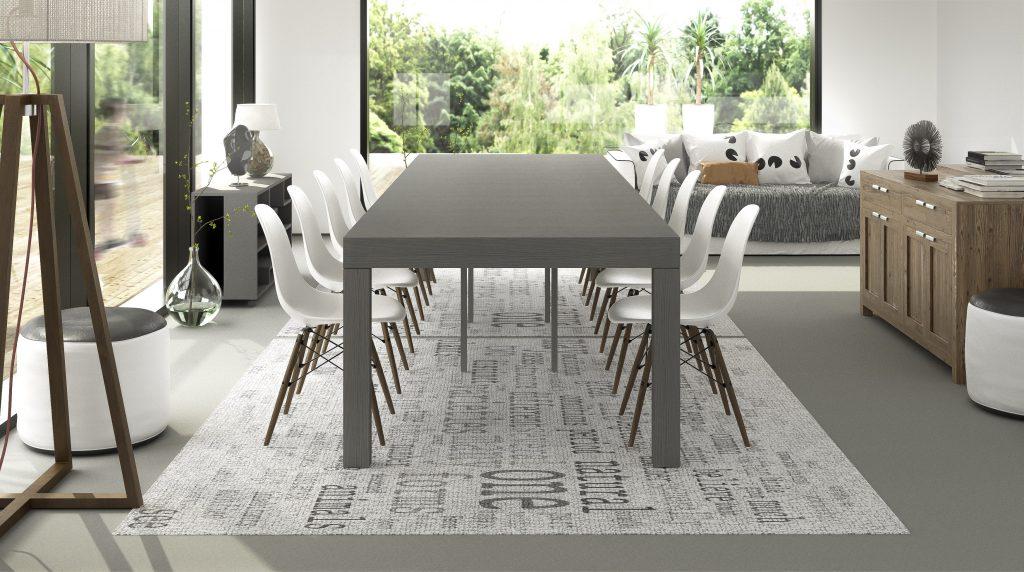 Brevetti salvaspazio arredo creativo tavoli allungabili for Tavolo consolle allungabile maya