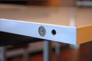 Sistema magnetico di fissaggio delle prolunghe