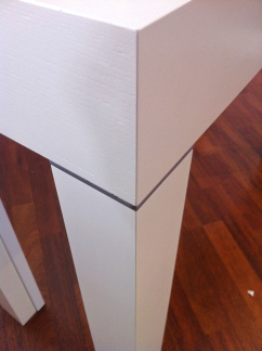 Nuovo tavolo allungabile Maya 2012